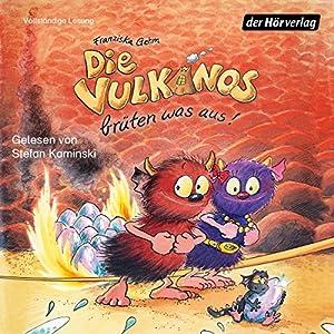 Die Vulkanos brüten was aus! (Die Vulkanos 4) Hörbuch