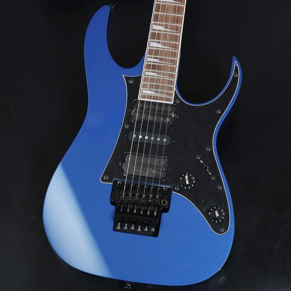 Ibanez Genesis Collection RG550DX - Laser Blue