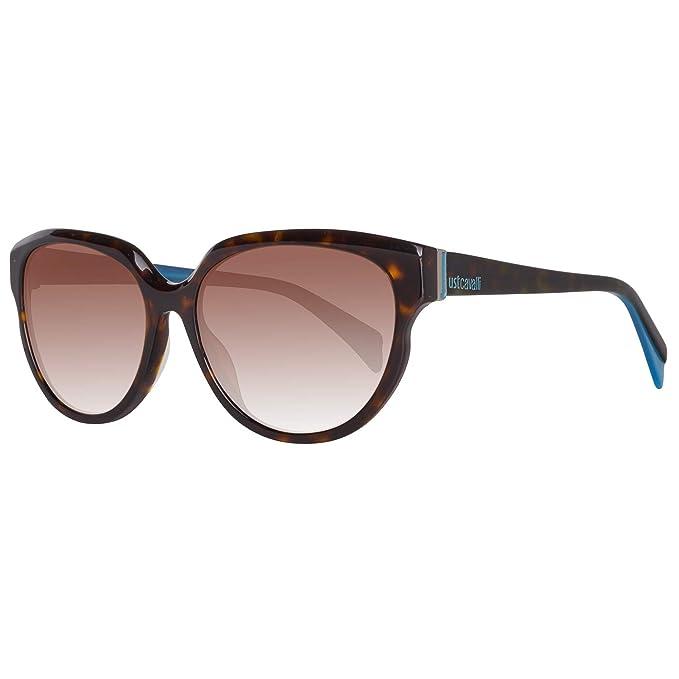 Just Cavalli Sonnenbrille JC735S 52K 57, Gafas de Sol para ...