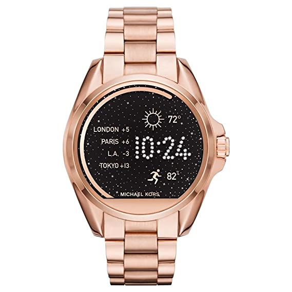 Reloj michael kors oro rosa hombre