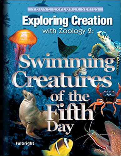 Amazon.com: Exploring Creation with Zoology 2: Swimming Creatures of ...