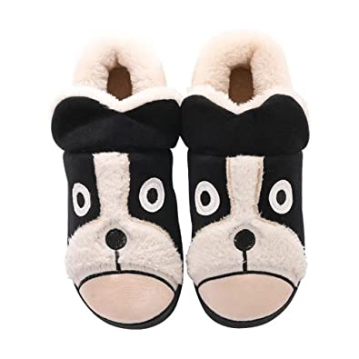 80316fac003a4 DKKK Snow Ankle Boots For Women, Juniors Cozy Soft Sheepskin Rubber Slippers  Super Thick Premium