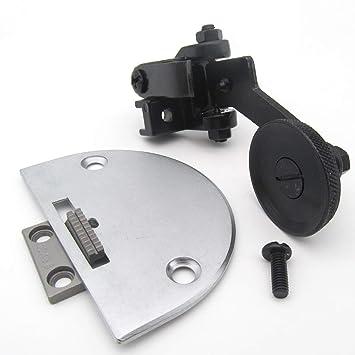 KUNPENG 12438 + 12436 + 12267 - Prensatelas para máquinas de coser (tamaño grande), sirve para Singer, JUKI.: Amazon.es: Juguetes y juegos