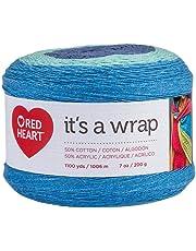 Red Heart It's A Wrap Yarn, Documentary