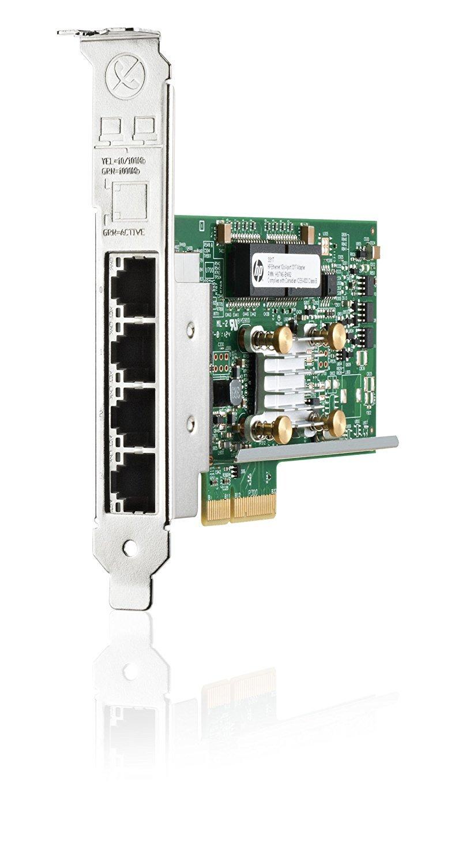 HPE ISS BTO 647594-B21 - Ethernet 1Gb 4 port 331T Adapt