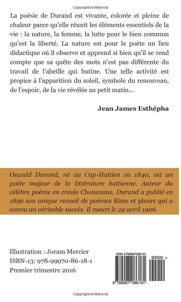 Poèmes Choisis Collection Classique Amazones Oswald