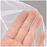 NYDECOR Bed Canopy Netting Curtains Princess Dome