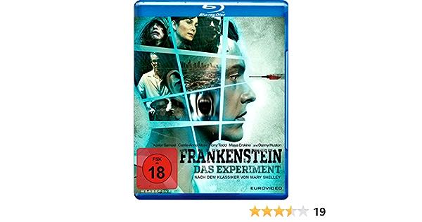 Frankenstein - Das Experiment [Alemania] [Blu-ray]: Amazon.es ...