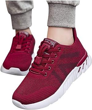 Zapatillas de Deportivos de Running para Mujer Gimnasia Ligero Sneakers Zapatos de Seguridad para Hombre Mujer Comodos Ligeros Calzado de Trabajo con Punta de Acero Zapatos de Deportivos: Amazon.es: Bebé