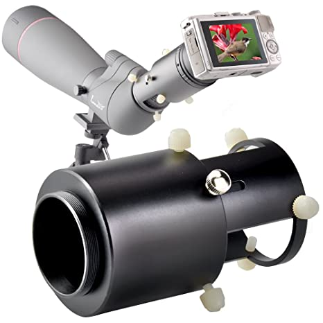 Dorr Digital Video Camera For Spotting Scopes Binocular Cases & Accessories