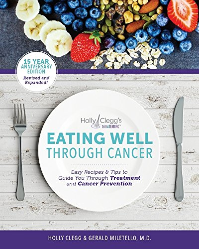 Make this Watermelon and Cantaloupe Salad recipe from the Eating Well Through Cancer: Easy Recipes & Tips to Guide you Through Treatment and Cancer Prevention cookbook
