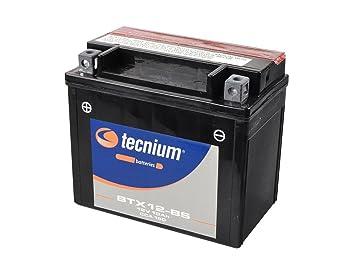 batterie moto tecnium