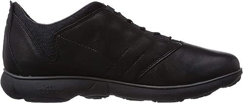 Geox U Nebula A, Baskets Basses Homme: Amazon.fr: Chaussures et Sacs