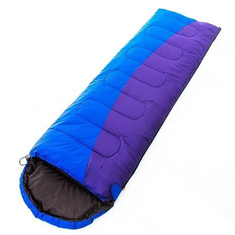 Yy.f Acampar Al Aire Libre Senderismo Escalada Fácilmente Comprimido Saco De Dormir De Algodón