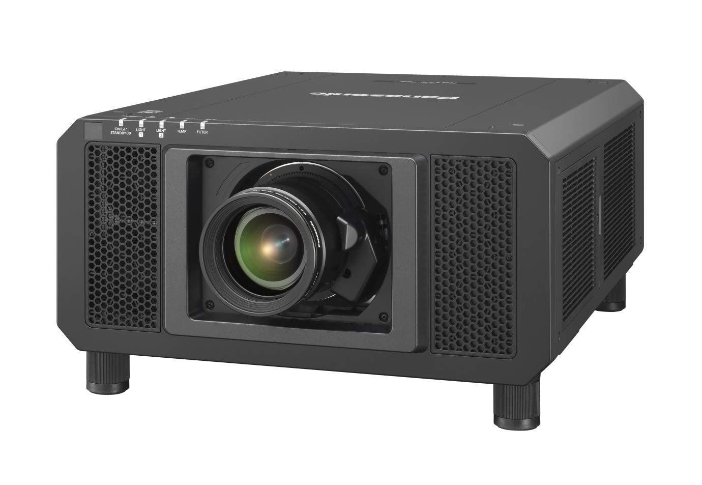 Panasonic PT-RQ13K Video - Proyector (10000 lúmenes ANSI, 3-Chip ...