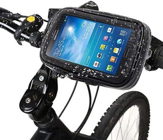 Wasserfeste  Fahrrad Halterung Bike Fahrrad Halter für Huawei P8 lite 2017