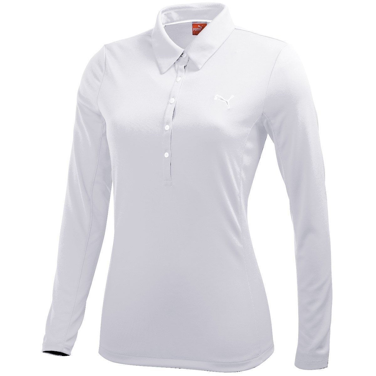 Puma Golf LS Polo de golf - Camiseta de manga corta, Mujer, color ...