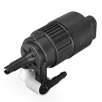 Generp - Bomba de Doble Salida para limpiaparabrisas (90-98): Amazon.es: Coche y moto