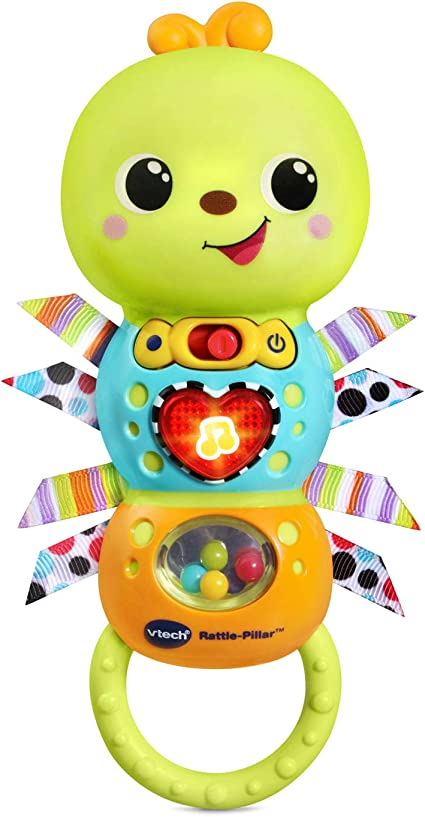 Amazon.com: VTech - Pilar de sonajero: Toys & Games