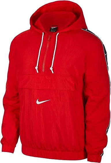 Réduction dégagement grande remise pour veste rouge nike