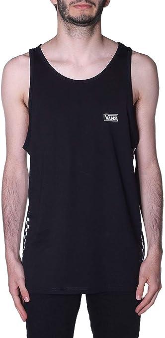 Vans OTW Distort - Camiseta sin mangas negro S: Amazon.es: Ropa y accesorios