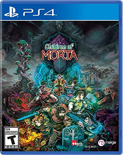 Children of Morta - PlayStation 4 -  Merge Games