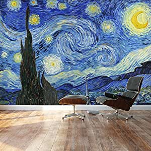 Wall26 large wall mural famous oil for Amazon wall mural