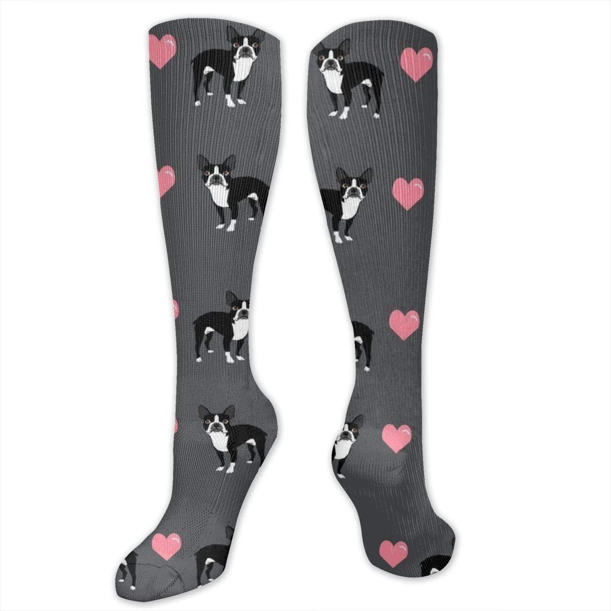 Crew Socks Girls//Boys Knee-High Sock for Trekking Hiking Running