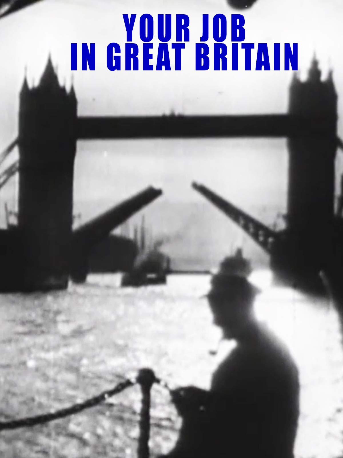 Your Job in Great Britain on Amazon Prime Video UK