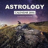 Astrology Calendar 2016: 16 Month Calendar