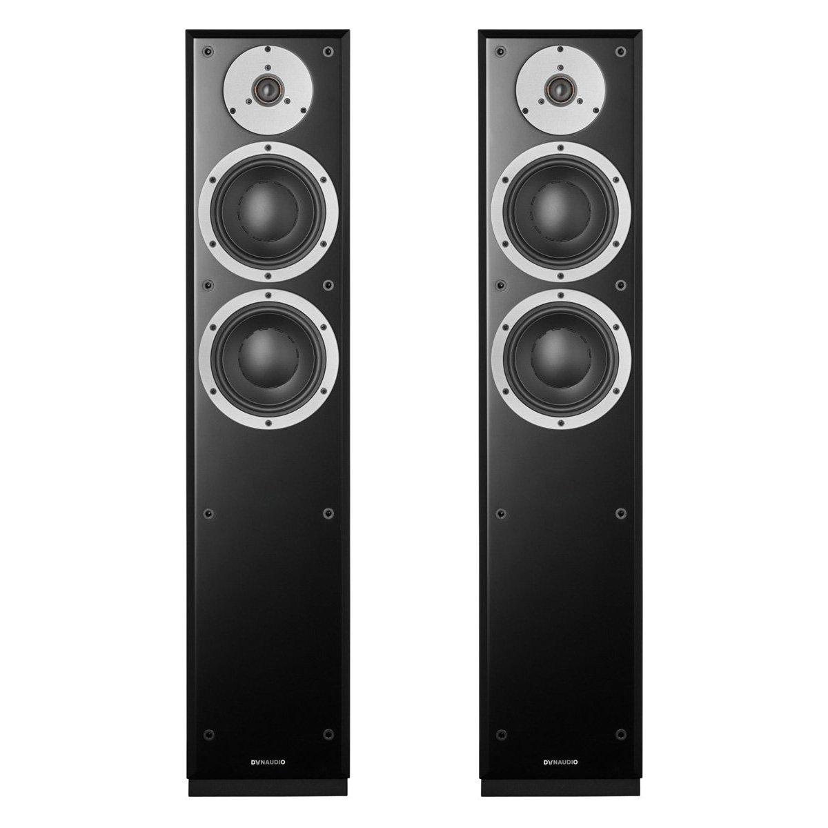 Dynaudio Emit M30 Floorstanding Speakers - Pair (Satin Black) EMIM30SBPR