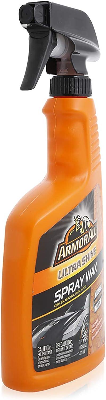 Armor All 18237 Wax Spray Bottle