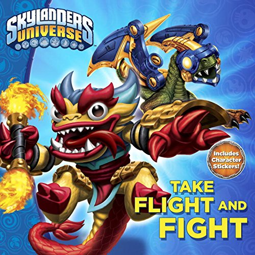 Take Flight and Fight! (Skylanders Universe)
