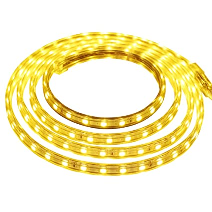 Amazon Com Xunata Led Strip Lights 110v Smd 5050