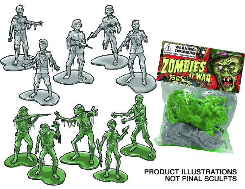 Spherewerx Zombies at War Army Men Bag