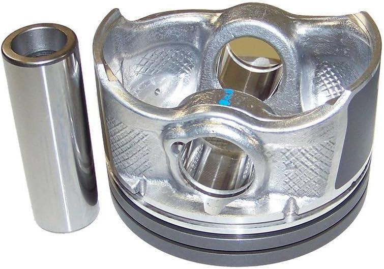 3 DNJ P469.40 Oversize Piston Set for 2006-2009 L4 16V CX-7//2.3L DOHC 6 Mazda MZR 2260cc
