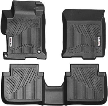 Amazon Com Yitamotor Floor Mats For Honda Accord Custom Fit