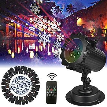 Amazon Com Elementdigital Laser Projector Lights
