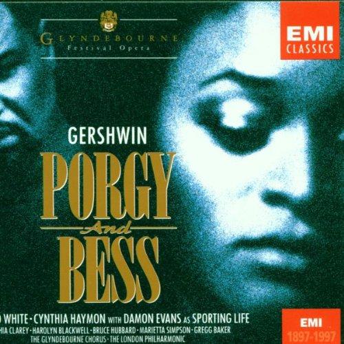 Gershwin - Porgy and Bess / White · Haymon · Blackwell · Baker · LPO · Sir Simon Rattle by EMI Classics
