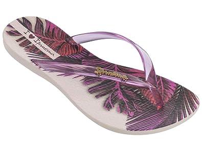 055944f37b2f Ipanema Womens Wave Scenic Flip Flop Sandals