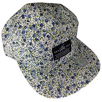 fc25322a949 City Hunter 5 Panel Floral Snapback Caps