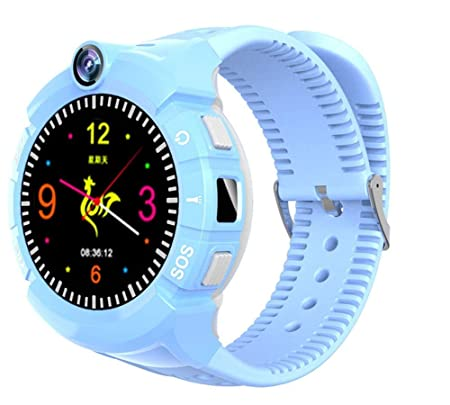 Smart Watch Phone For Kids - GPS Tracker Waterproof Child ...