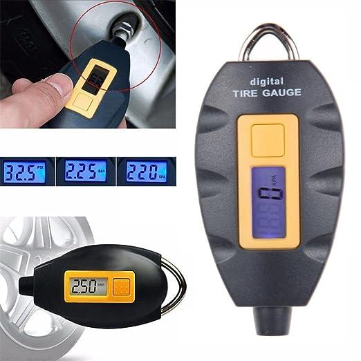 GS portátil llavero digital medidor de presión de aire del ...