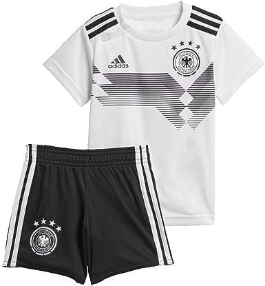 adidas DFB Home 2018 Conjunto, Bebé-Niños: Amazon.es: Ropa y accesorios