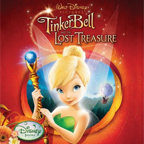 Tinker bell the lost treasure amazon music voltagebd Image collections