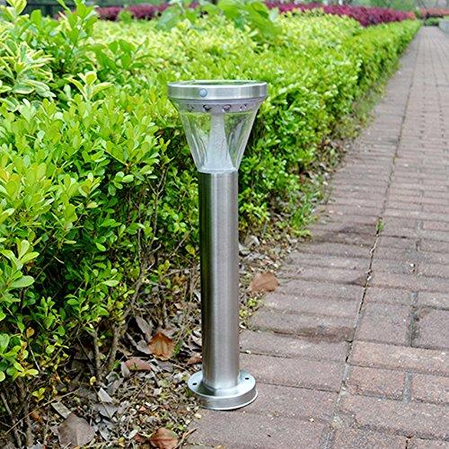 Stainless Steel Outdoor Bollard Lighting - 6