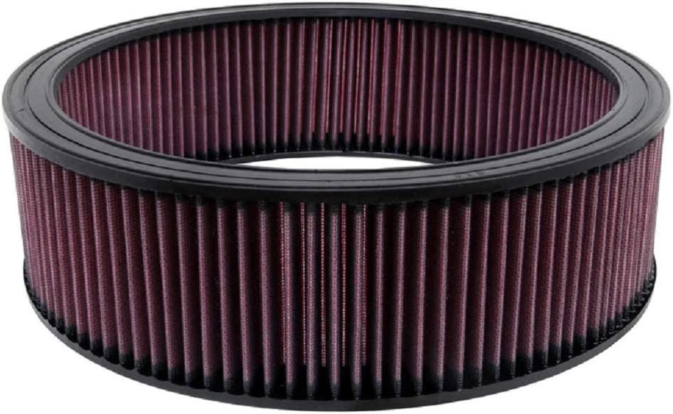 K&N Engine Air Filter: High Performance, Premium, Washable, Replacement Filter: Fits Select 1978-1996 CHEVROLET/GMC/CADILLAC/BUICK Vehicle Models (See Description for Ftiment Information), E-1690