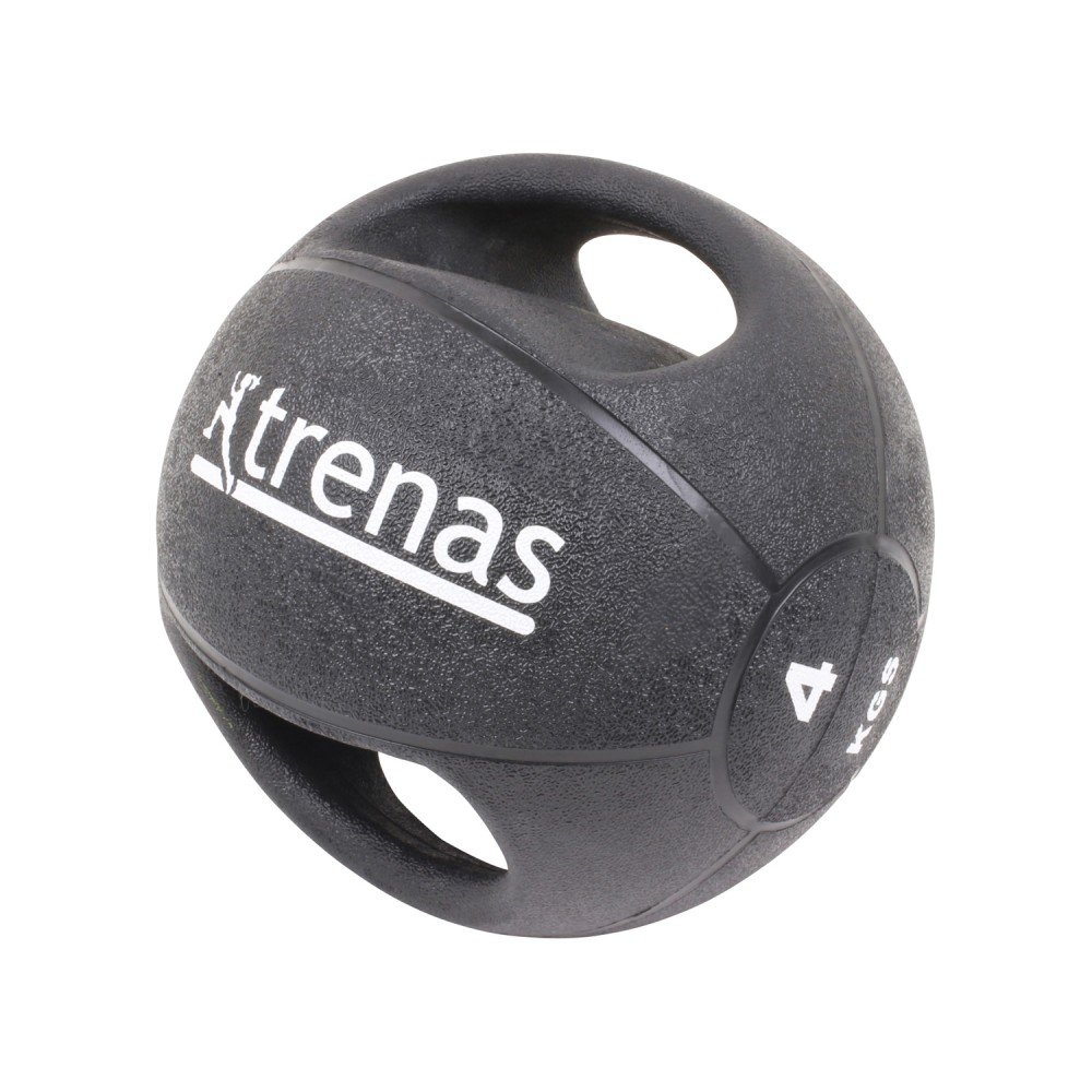 Trenas - Balón medicinal con asas Pro: Amazon.es: Deportes y aire ...