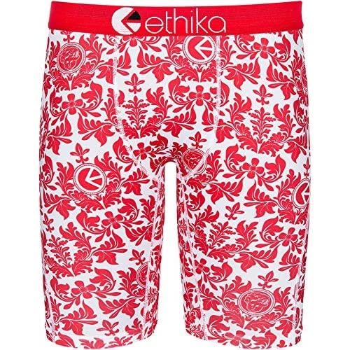 Discount Ethika Mens Royalty Red