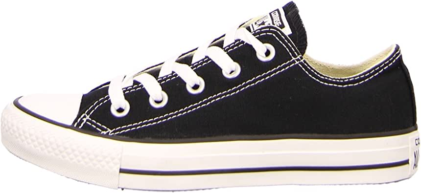 Converse Chuck Taylor, Women's Shoes, Black (Chuck Taylor All Star 001)